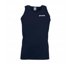 Fruit Valueweight Athletic Tanktop heren mouwloos shirt bedrukken