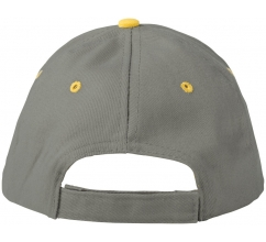 Grip 6 panel cap bedrukken