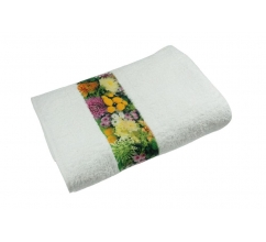 Sophie Muval Towel with Polyester Border bedrukken