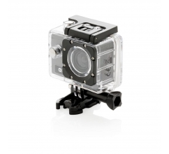 Swiss Peak action camera set bedrukken