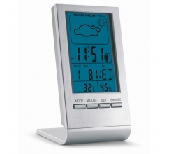 Weerstation met LCD display bedrukken
