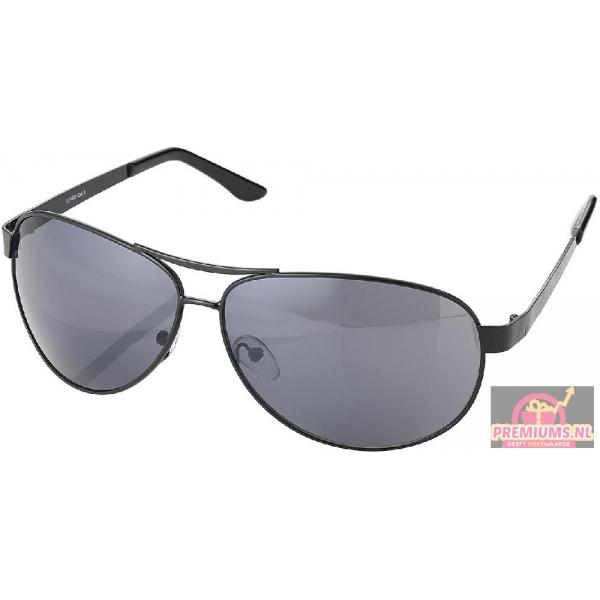 cb7b2833a2d066 Maverick zonnebril (UV400) met hoesje - onbedrukte en bedrukt  relatiegeschenken